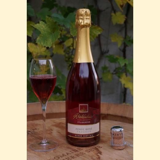 Waldulmer Pinot noir rosé sekt-30