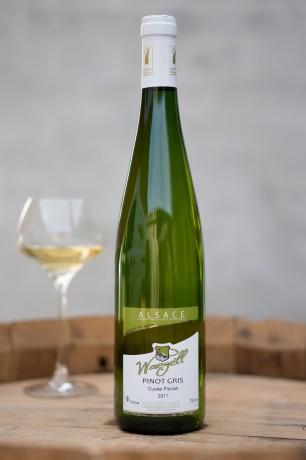 Pinot gris cuv. Florian 2014