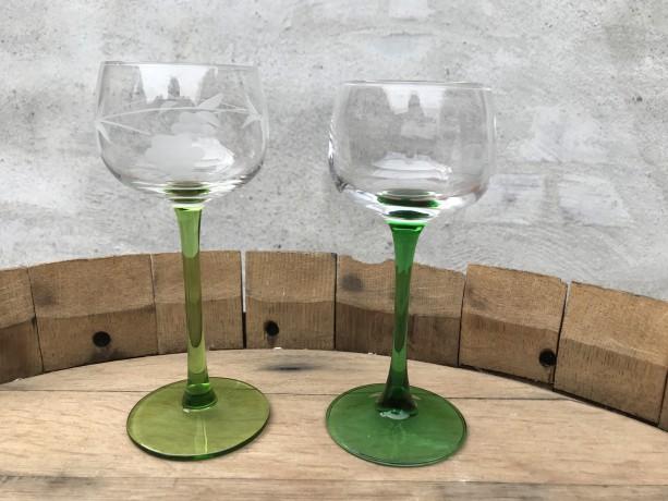 Glas hvidvin