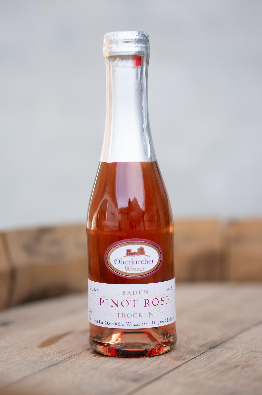 Spätburgunder rosé Sekt 0,25 ltr