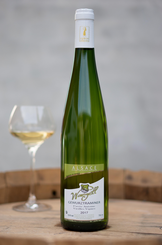 Gewürztraminer Cuvée Antoine 2014