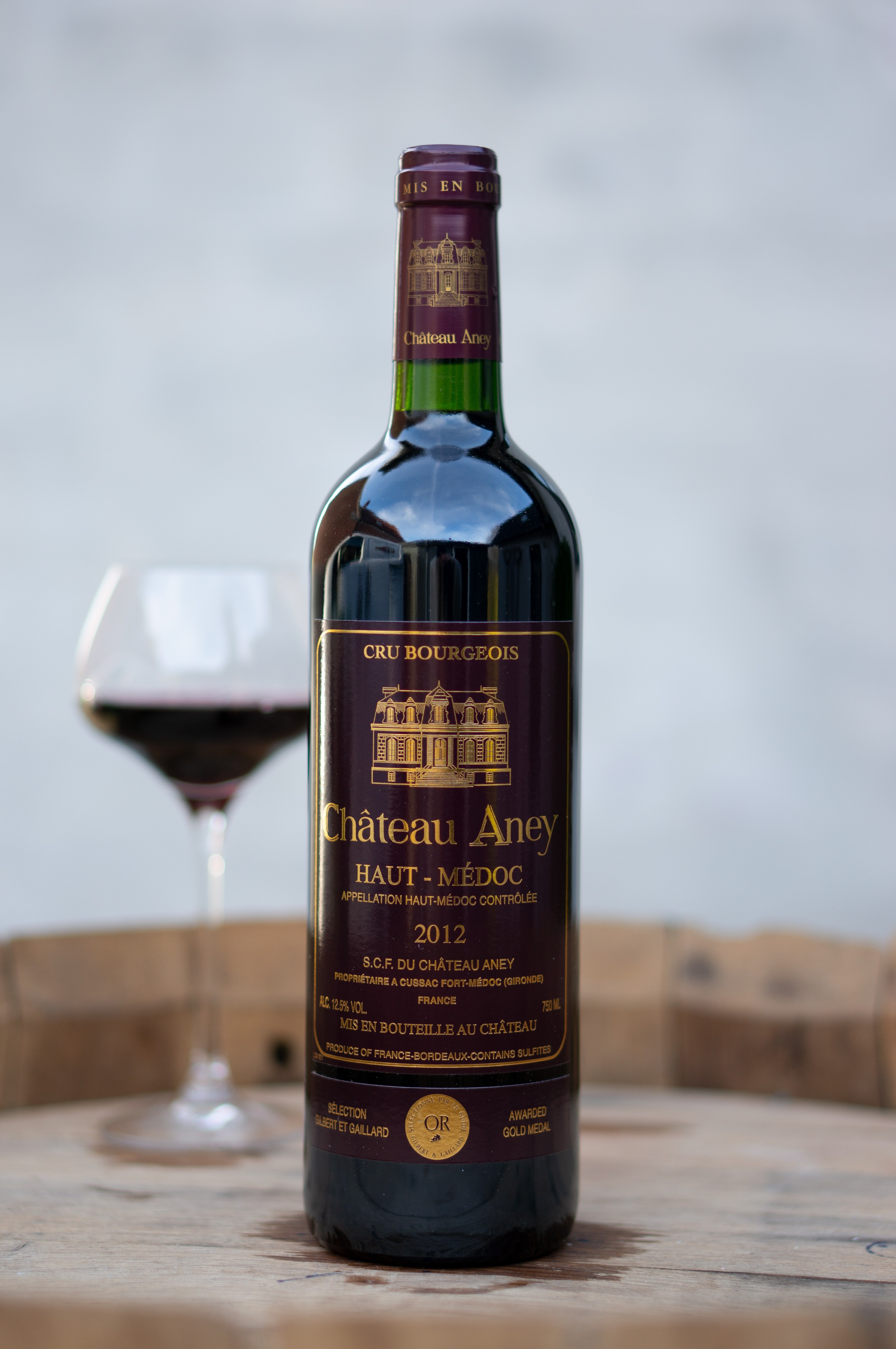 Chateau Aney 2012