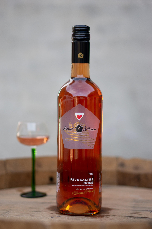 Rivesaltes rosé